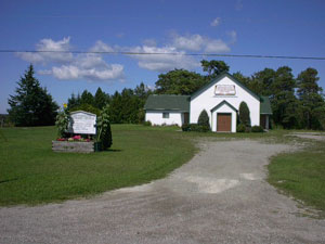 Salem Missionary Church of Spring Bay