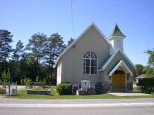 Providence Bay United Church