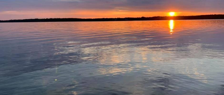 Lake Mindemoya Sunset